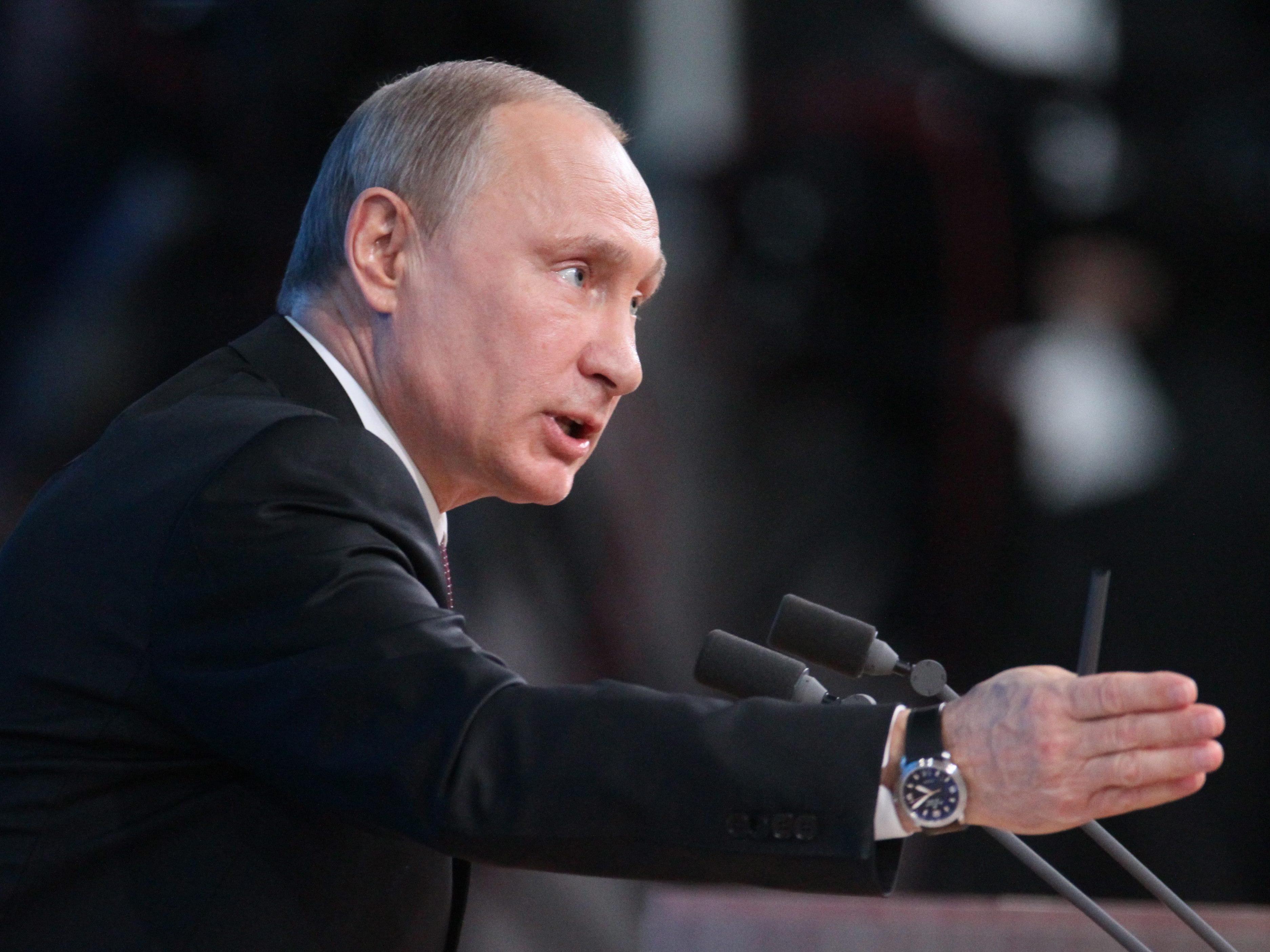 Teil einer Charmeoffensive Putins: Amnestie für Pussy Riot und Chodorkowski
