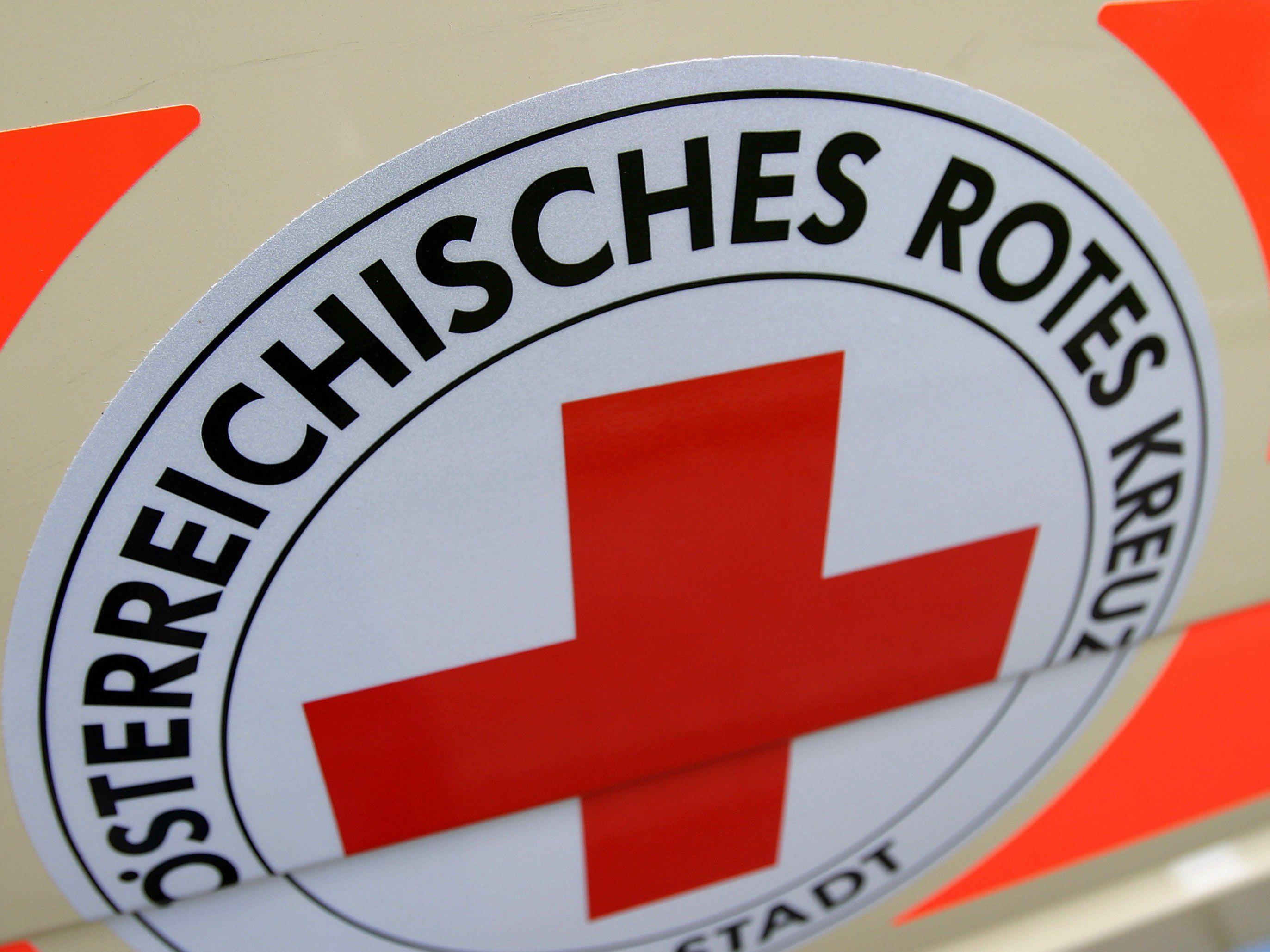 Arbeiter wurde ins LKH Feldkirch gebracht
