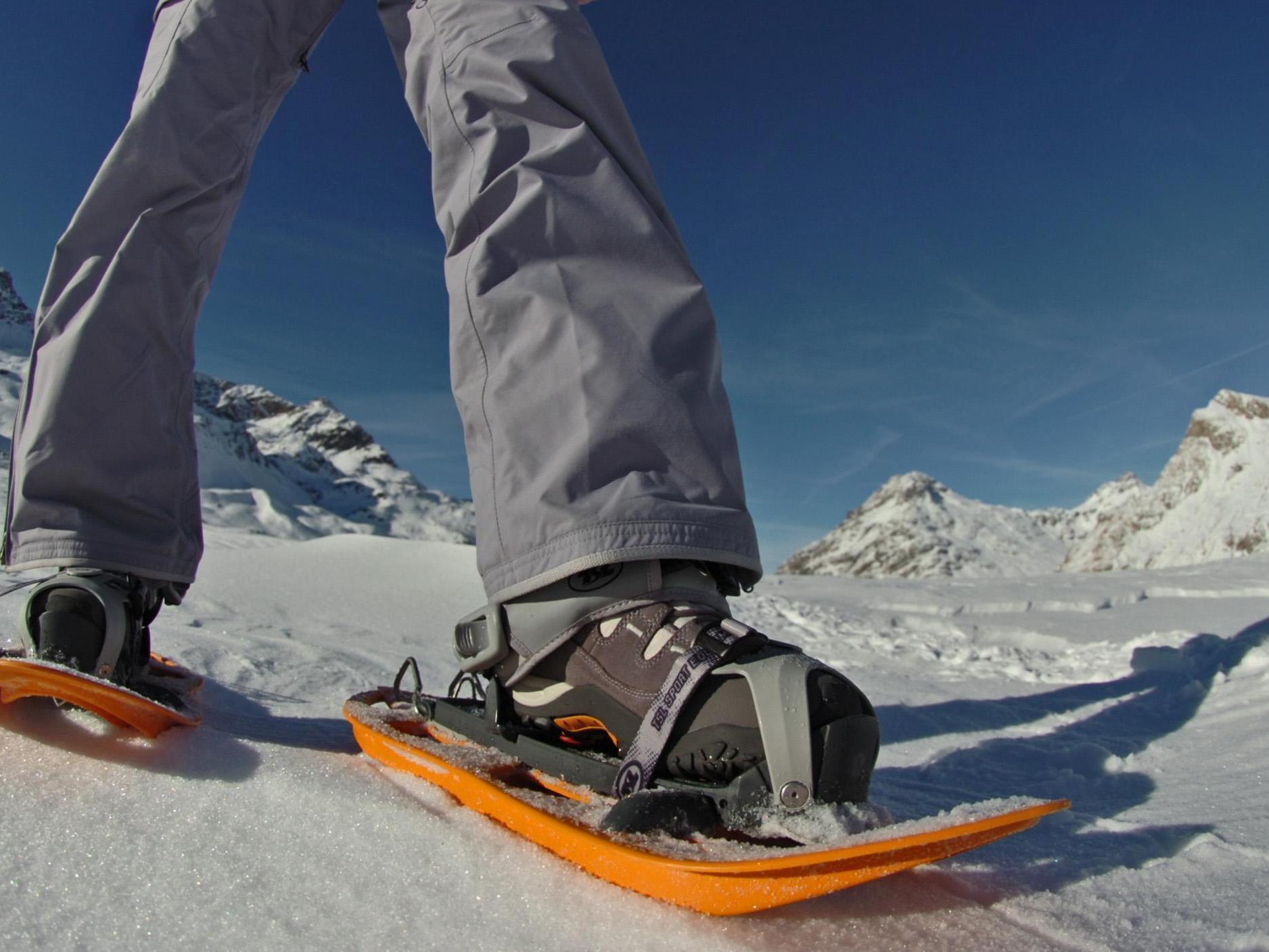 Schneeschuhwanderinnen unterkühlt aber unverletzt von Hubschrauber geborgen
