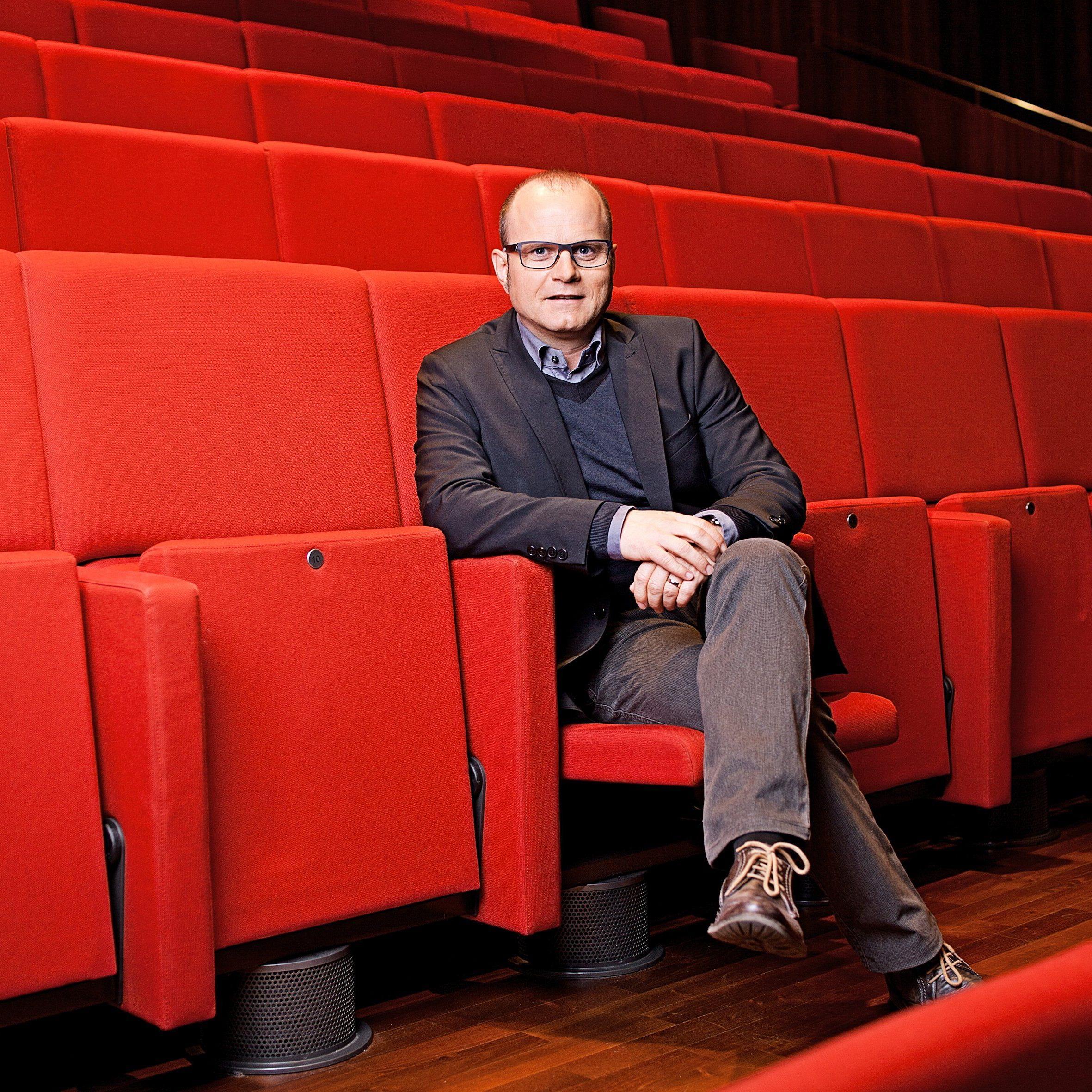 Festspielhaus-Direktor Gerhard Stübe verstärkt Olympia-Delegation