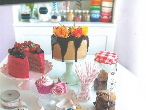 70 kreativen Rezepte für Cupcakes, Torten & Co.