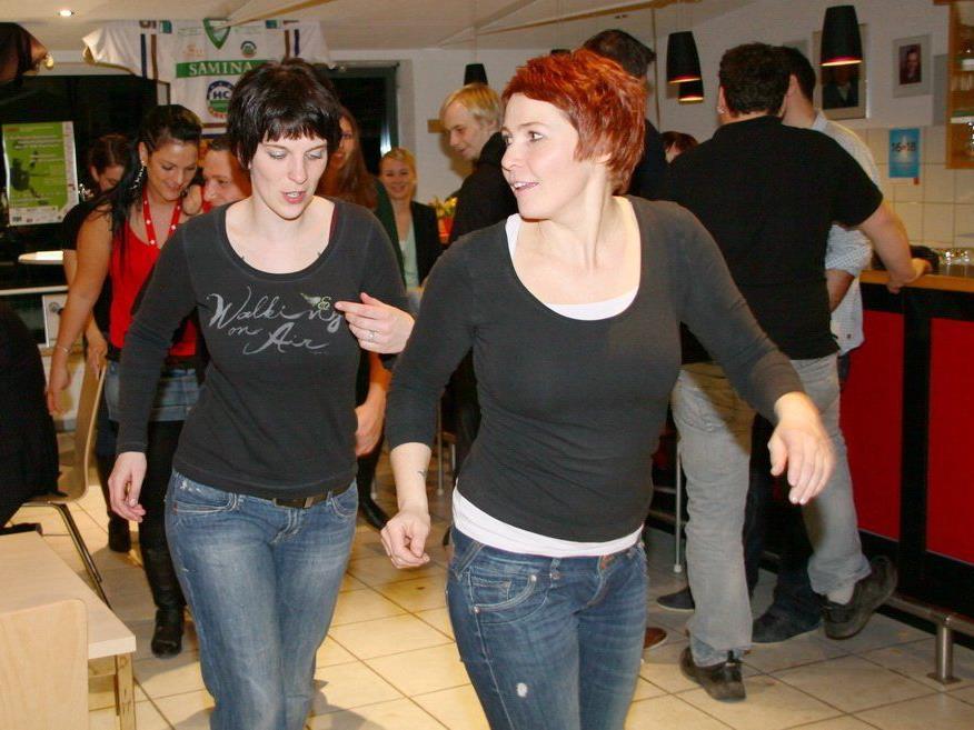 Am Sonntag steigt im VEU Vipclub der Vorarlberghalle die Silvesterparty.