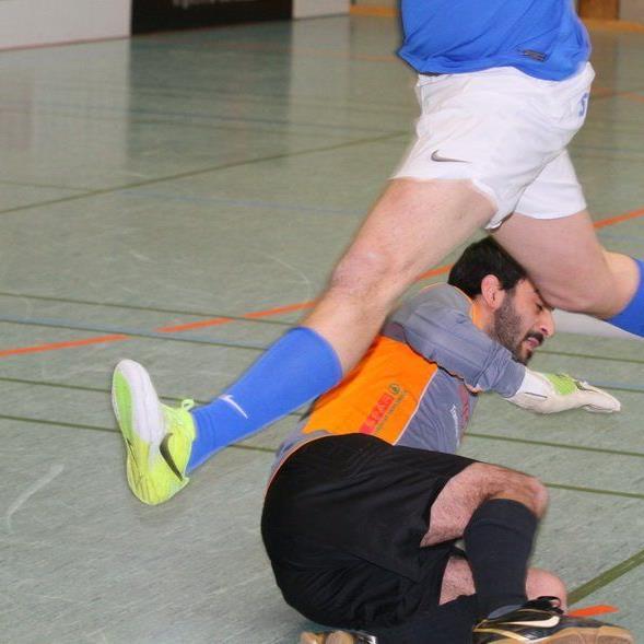 FC Doren-Tormann hatte einen ruhigen Tag, seine Mitspieler zeigten sich in bester Torlaune.