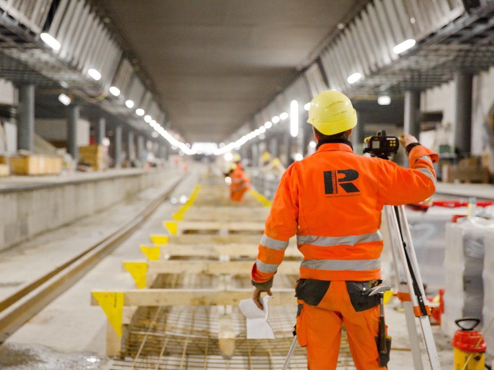 Rhomberg Bahntechnik GmbH erhält drei Aufträge im Rahmen des Verkehrsprojekts der Deutschen Einheit VDE 8.1.