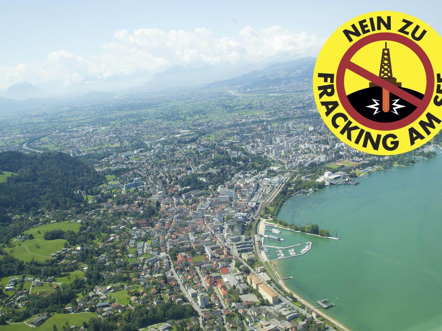 Die Internationale Gewässerschutzkommission für den Bodensee fürchtet die möglichen Folgen von Fracking.