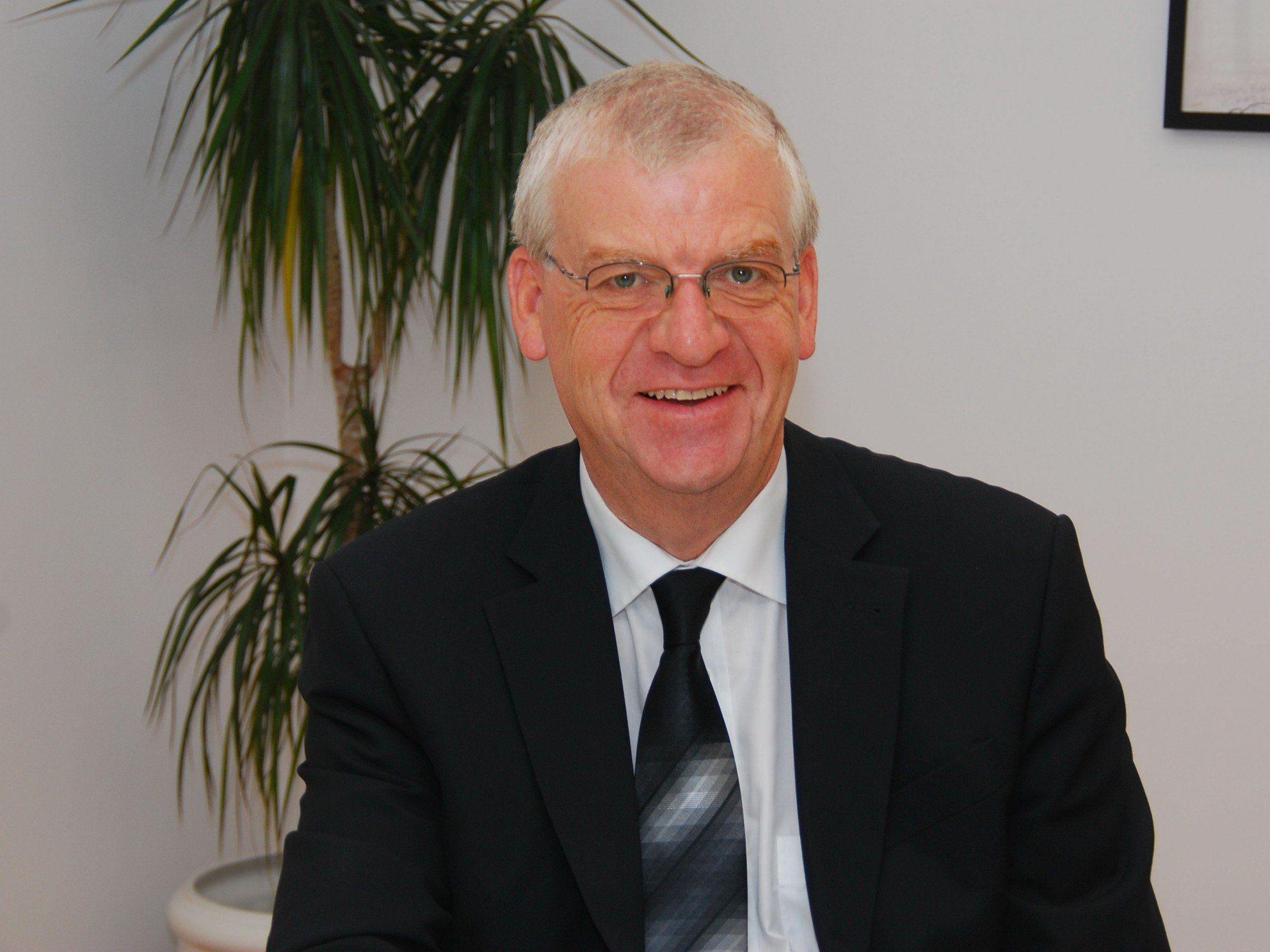 Wolfgang Türtscher, Obmann der ARGE Vorarlberger Erwachsenenbildung.