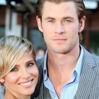 Der Schauspieler Chris Hemsworth und seine Ehefrau sind in freudiger Erwartung.