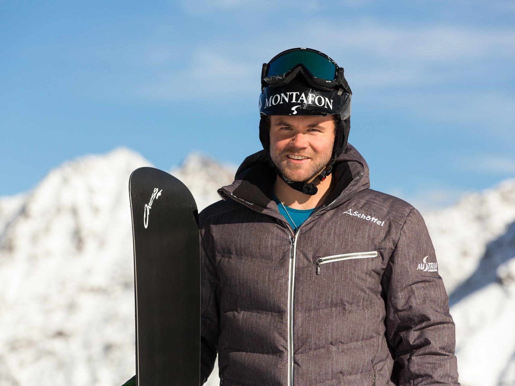 Hohe Erwartungen für das Finale am Freitag, 24. Jänner: Markus Schairer in Aspen.