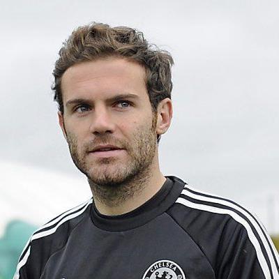 Spanischer Teamspieler Juan Mata