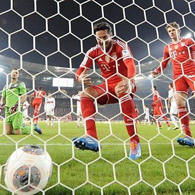 Später Sieg der Bayern