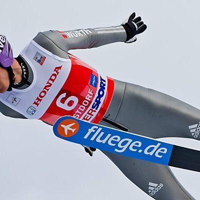 Der 36-jährige Schmitt lässt das Skispringen sein