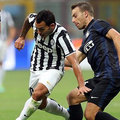 Inter gegen Juventus ist das Highlight der Runde