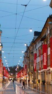 Ende März steht Graz wieder ganz im Zeichen des Films.
