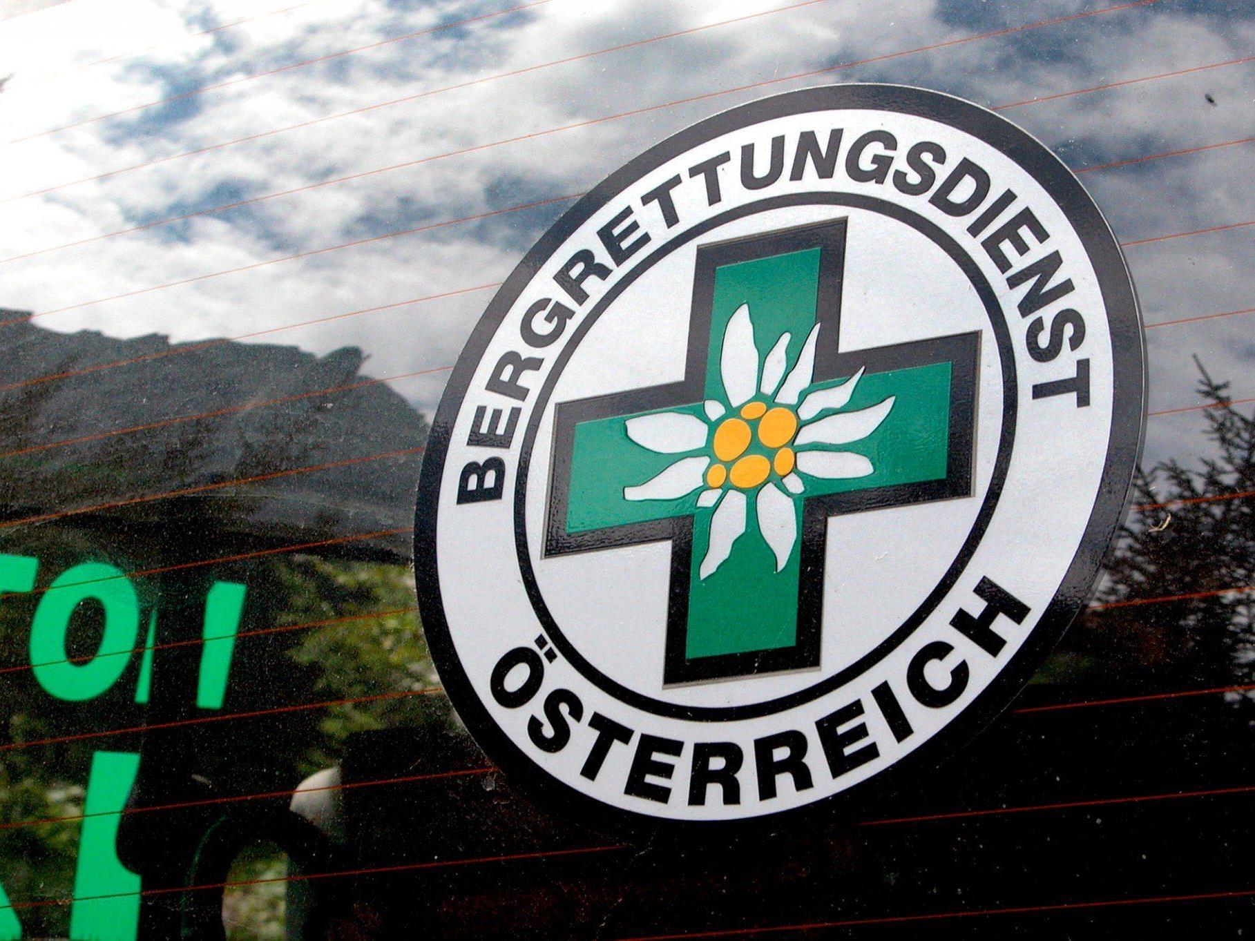 Die Bergrettung Bregenz war im Einsatz.