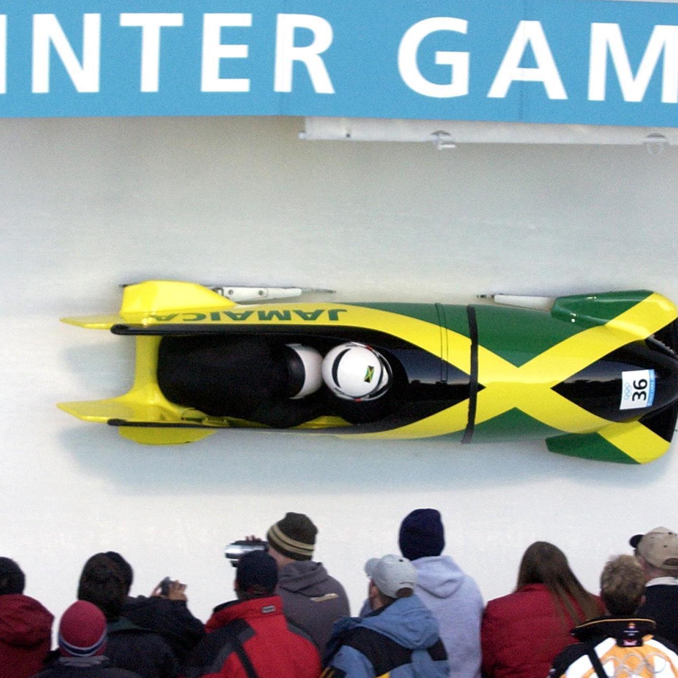Jamaikanisches Team schaffte erstmals seit den Spielen 2002 in salt Lake City (im Bild) die Qualifikation.