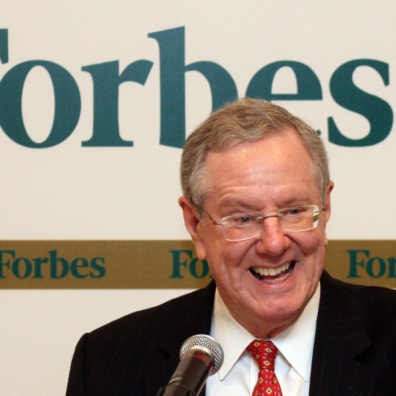 Forbes Media: Insgesamt noch sechs Bieter im Rennen.