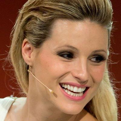 Michelle Hunziker nimmt sich Babypause und will heiraten.