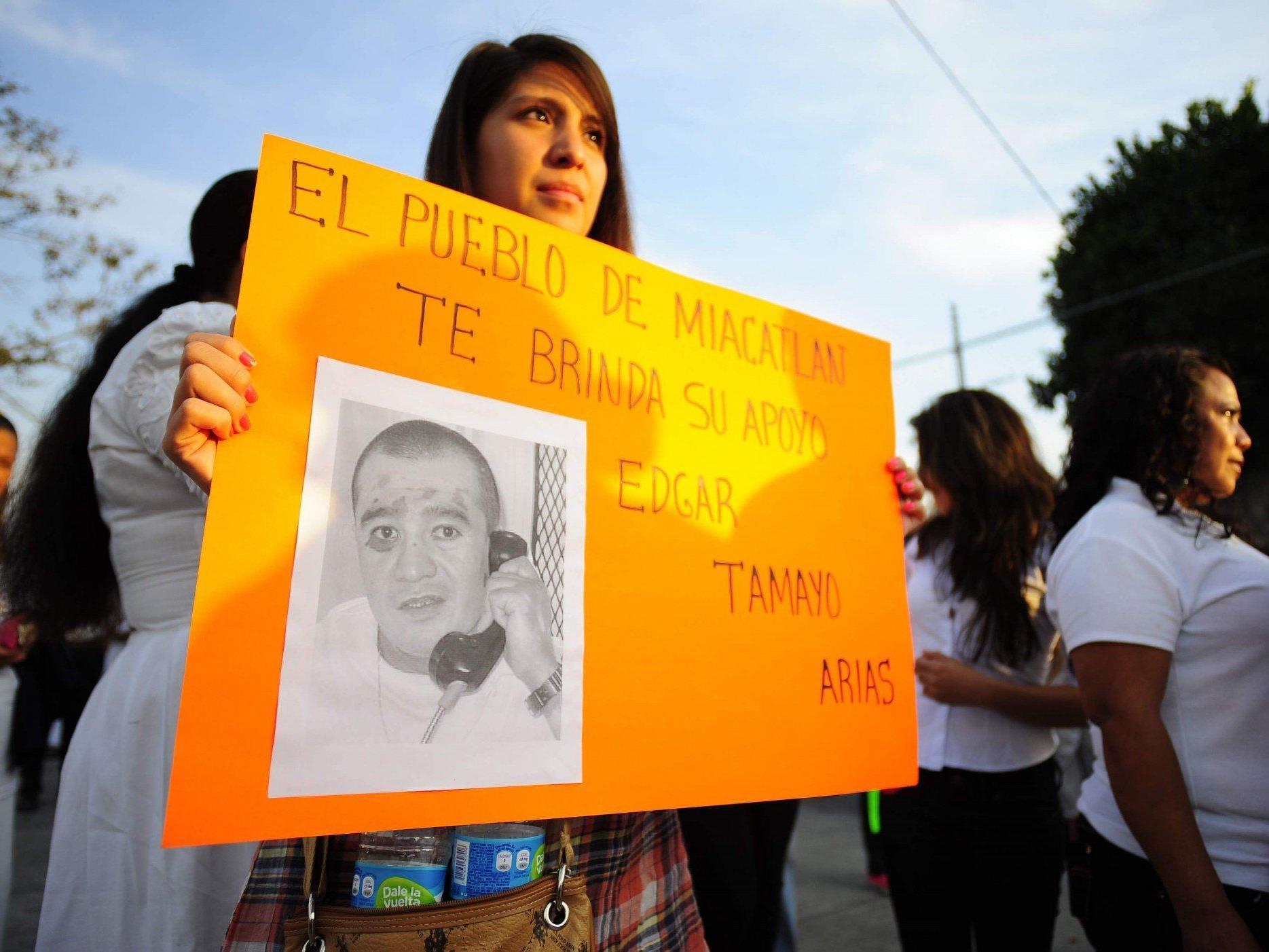 In den USA wurde ein umstrittenes Todesurteil gegen einen Mexikaner vollstreckt.