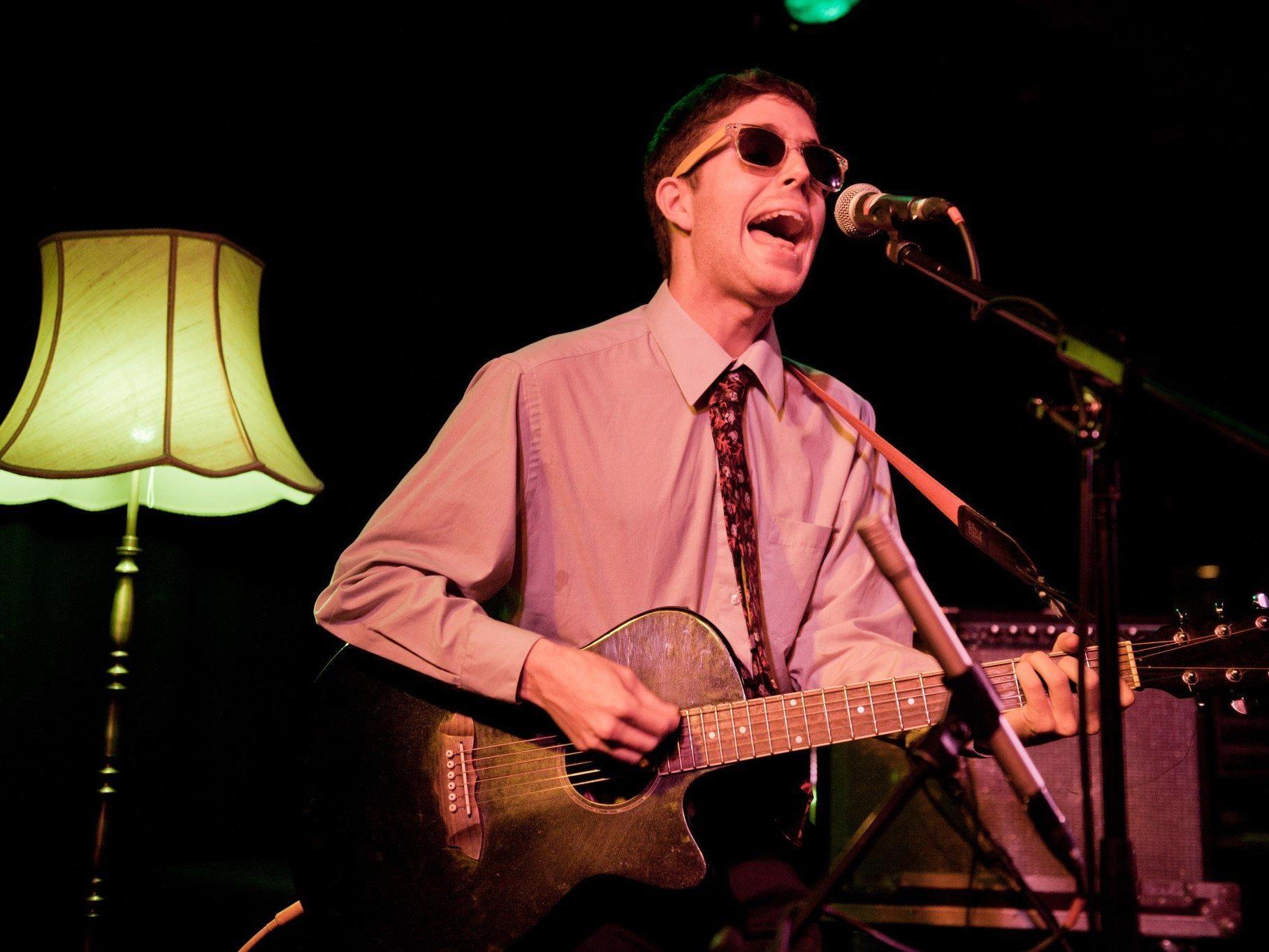Ezra Furman präsentiert am 1. Februar sein neues Album im Carinisaal.