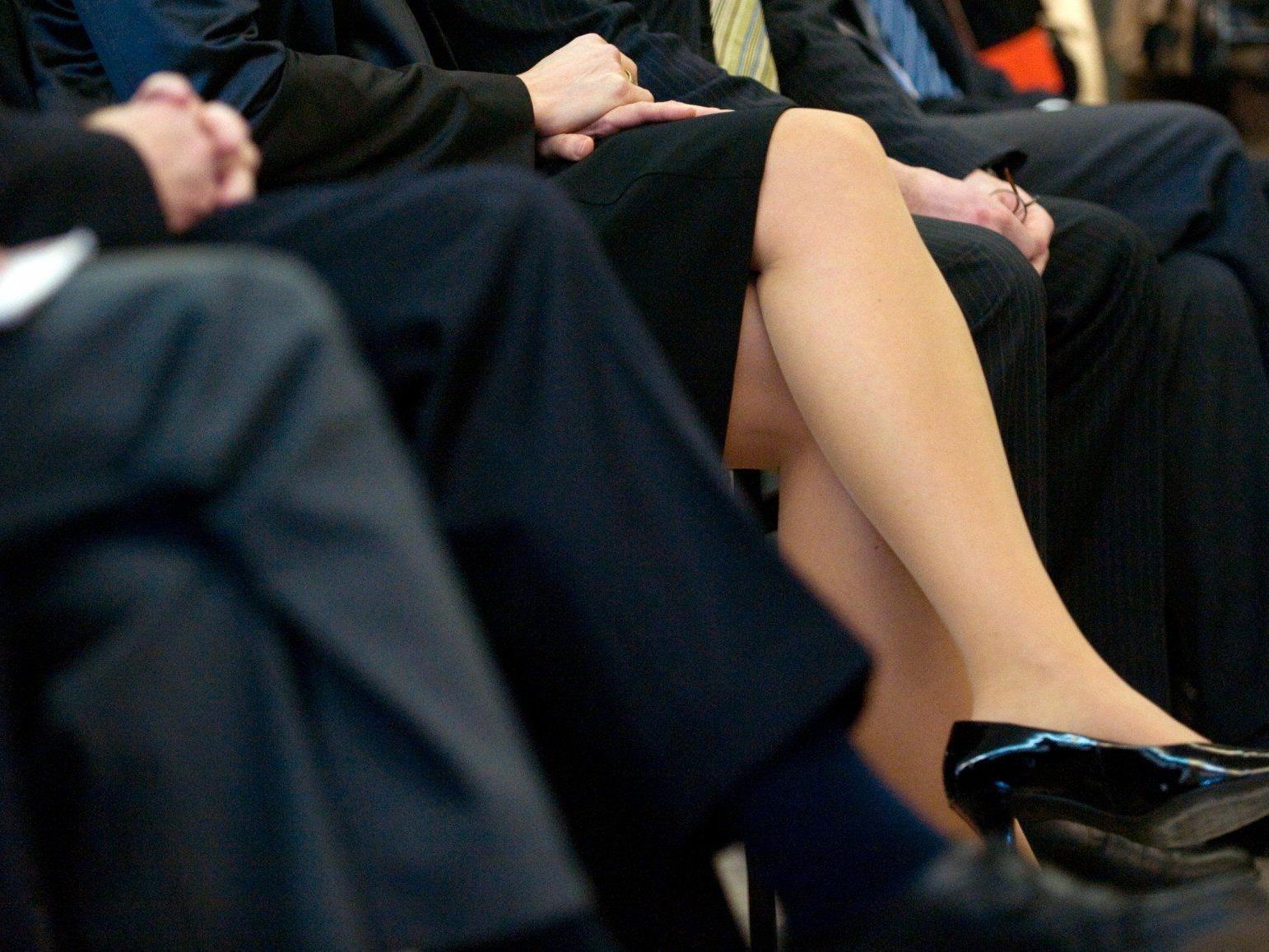 Frauen in Chefetagen der deutschen Dax-Konzerne immer noch eine Seltenheit