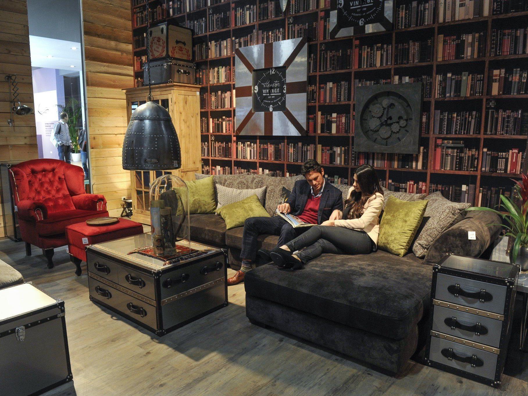 Möbelmesse IMM cologne präsentiert auch heuer aktuelle Einrichtungs-Trends.