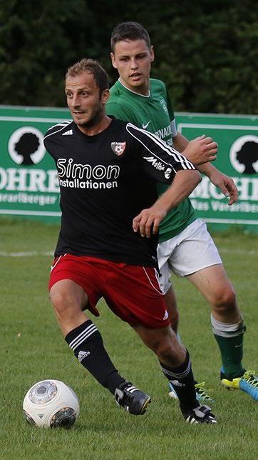 Sevket Akyildiz spielt nicht mehr für den Simon Installationen FC Mäder.