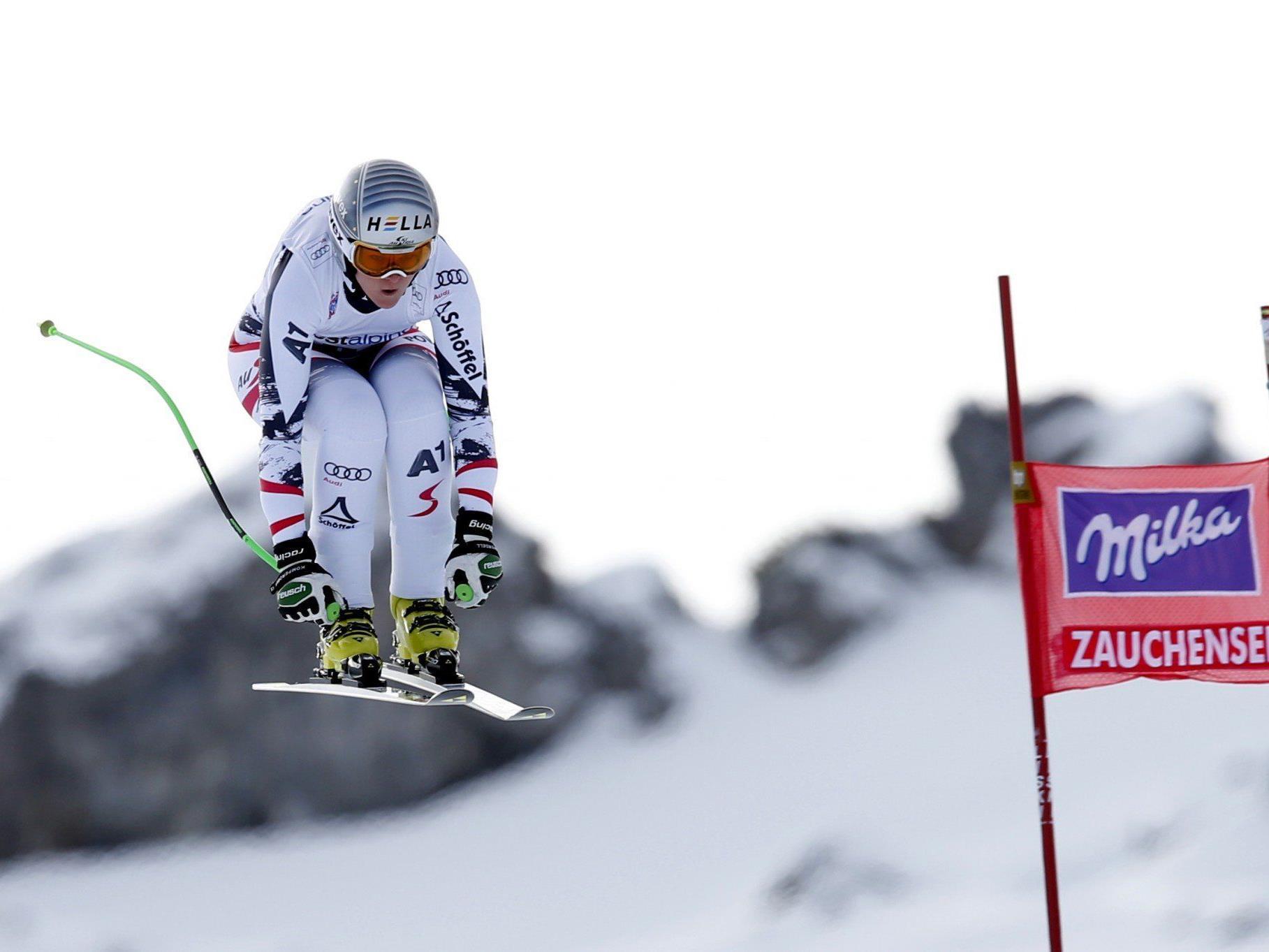Höfl-Riesch größte Konkurrentin - Fenninger kann Slalomperformance nicht einschätzen.
