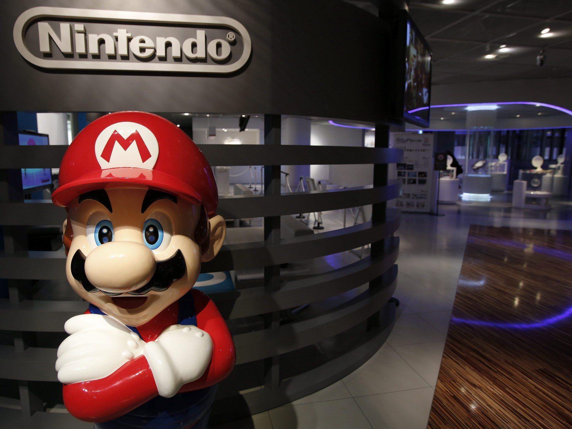 Spielkonsole Wii U erweist sich als Flop.