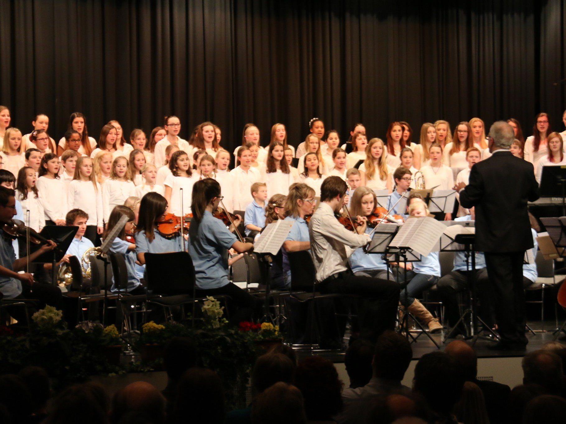 Neujahrskonzert der Musikschule Rankweil-Vorderland