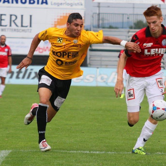 Nach nur einem halben Jahr wechselt Morad El Wardi von den Altach Amateuren nach Ulm.