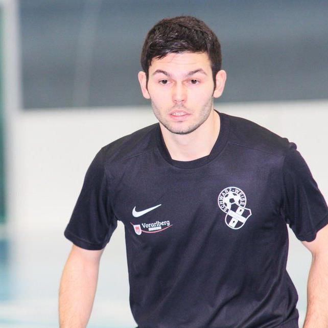 Hakan Kilic stürmt ab dem Frühjahr für SW Bregenz.
