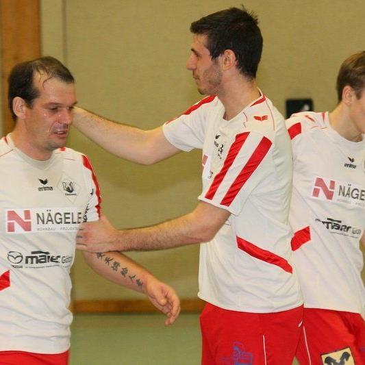 RW-Oldie und Spielertrainer Markus Fritsche will mit seinen Jungs ins große Finale.