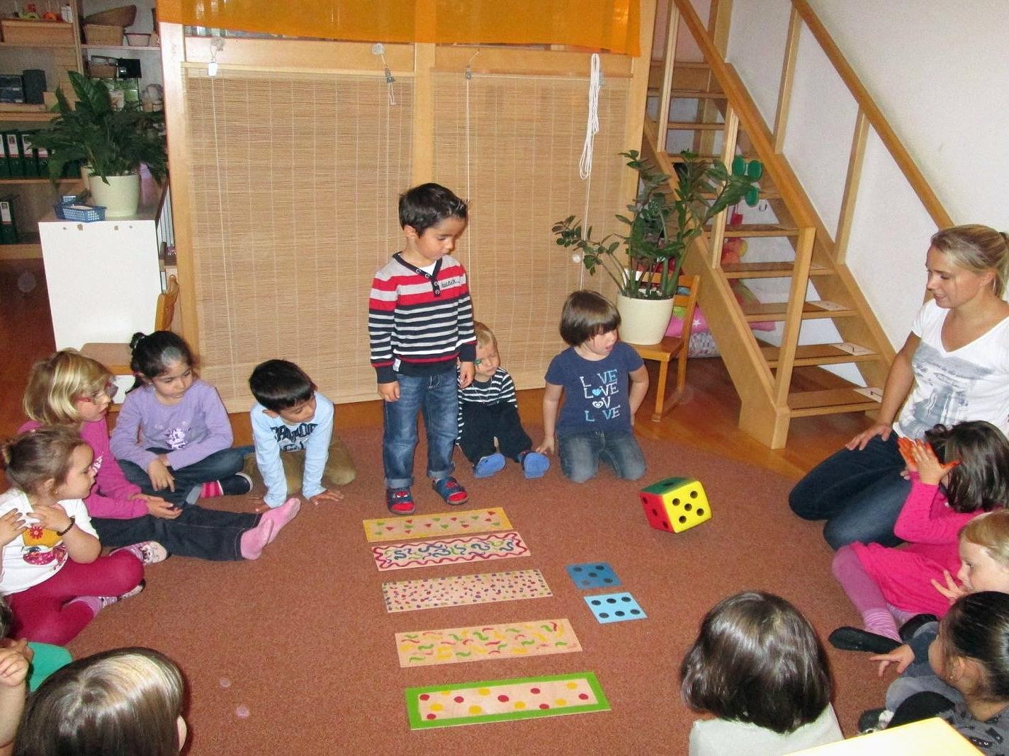 Die Kindergartenanmeldung geht im März über die Bühne.