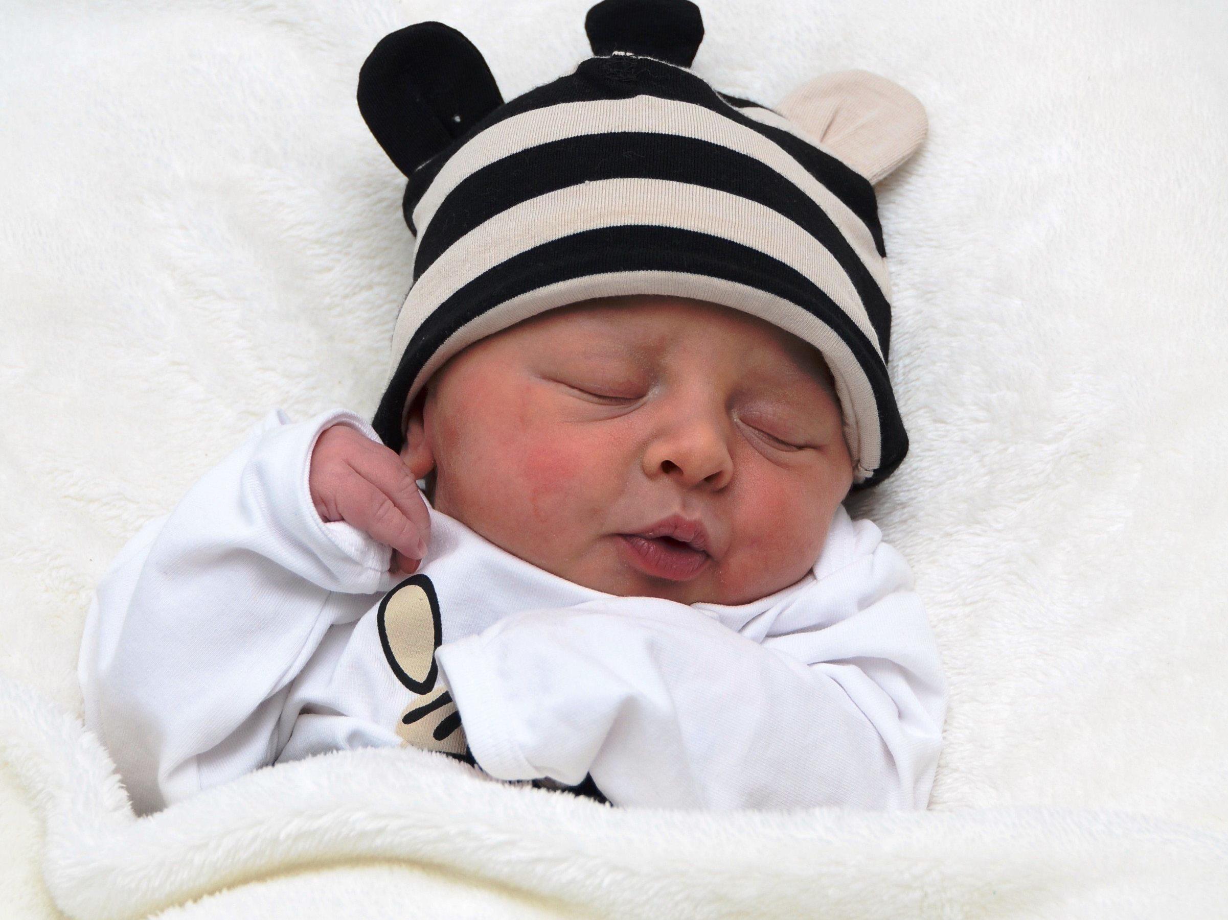 Geburt von Lea-Sophie Marent aus Vandans.