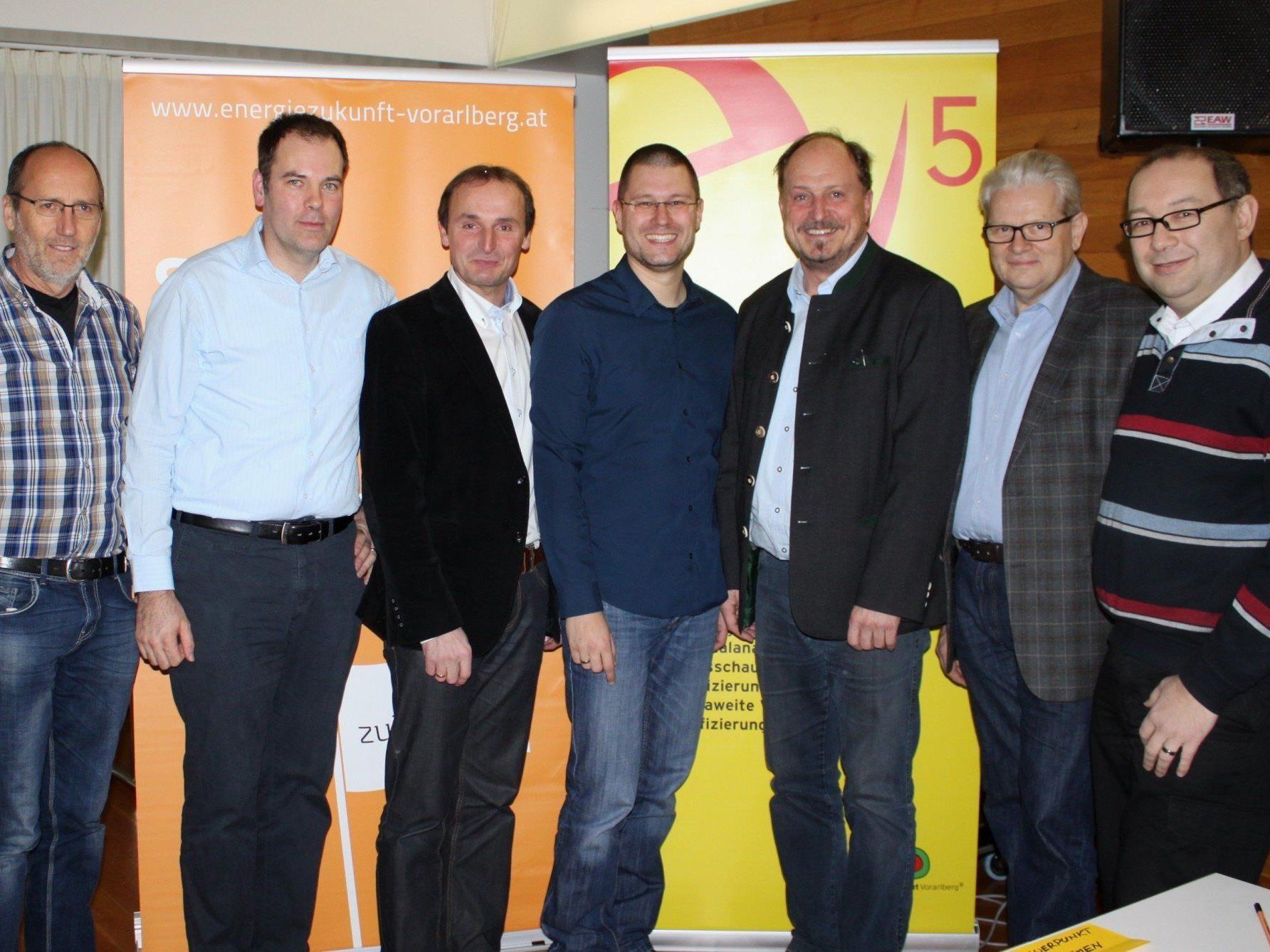 """Die fünf Leiblachtalgemeinden gehen als """"Energieregion Leiblachtal"""" gemeinsam den Weg in Richtung Energieautonomie 2050."""