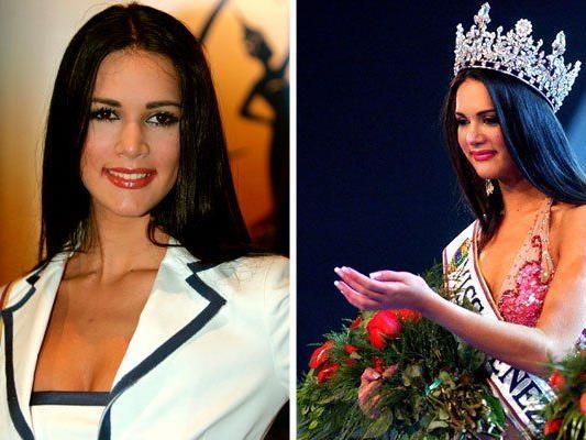 Mónica Spear Mootz gewann 2004 den Titel der Miss Venezuela.