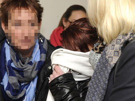Beim Mord-Prozess in Wien