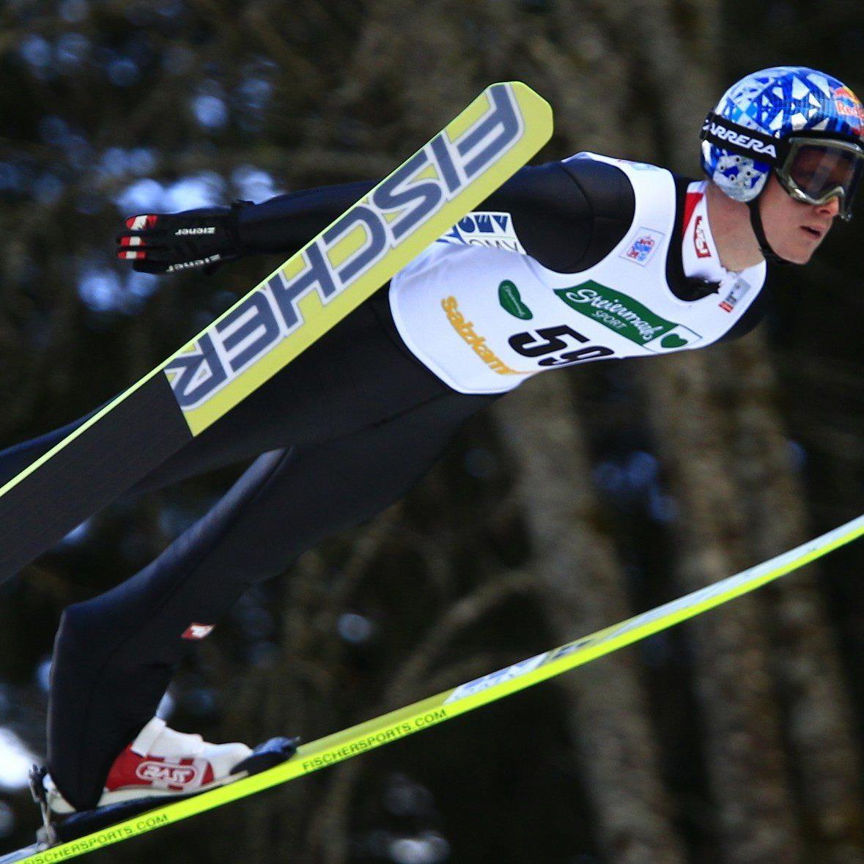 Kärntner absolvierte in Oberstdorf erste Sprünge nach Kulm-Sturz.