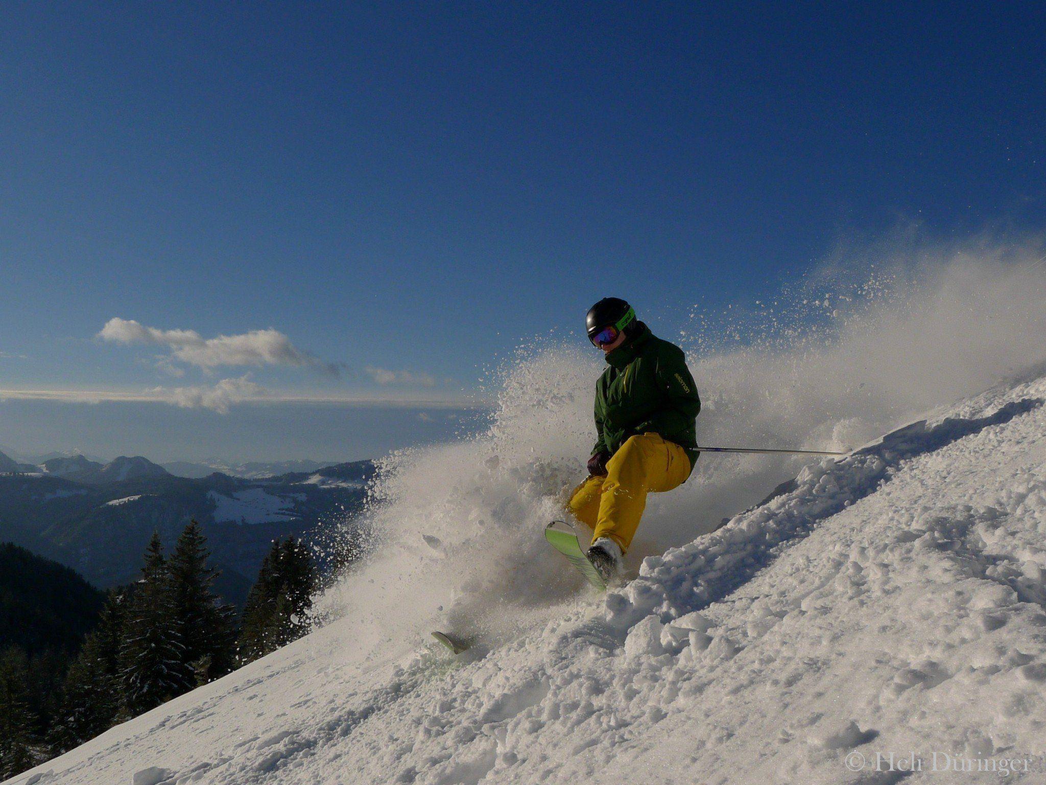 Niedere Ski