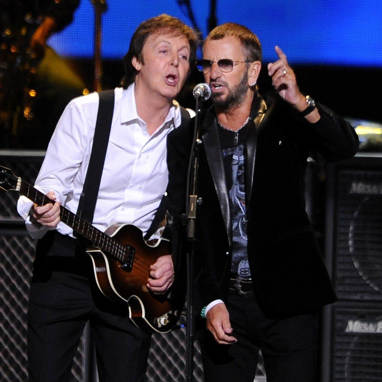 Paul McCartney und Ringo Starr werden bei den Grammy-Verleihungen auftreten.