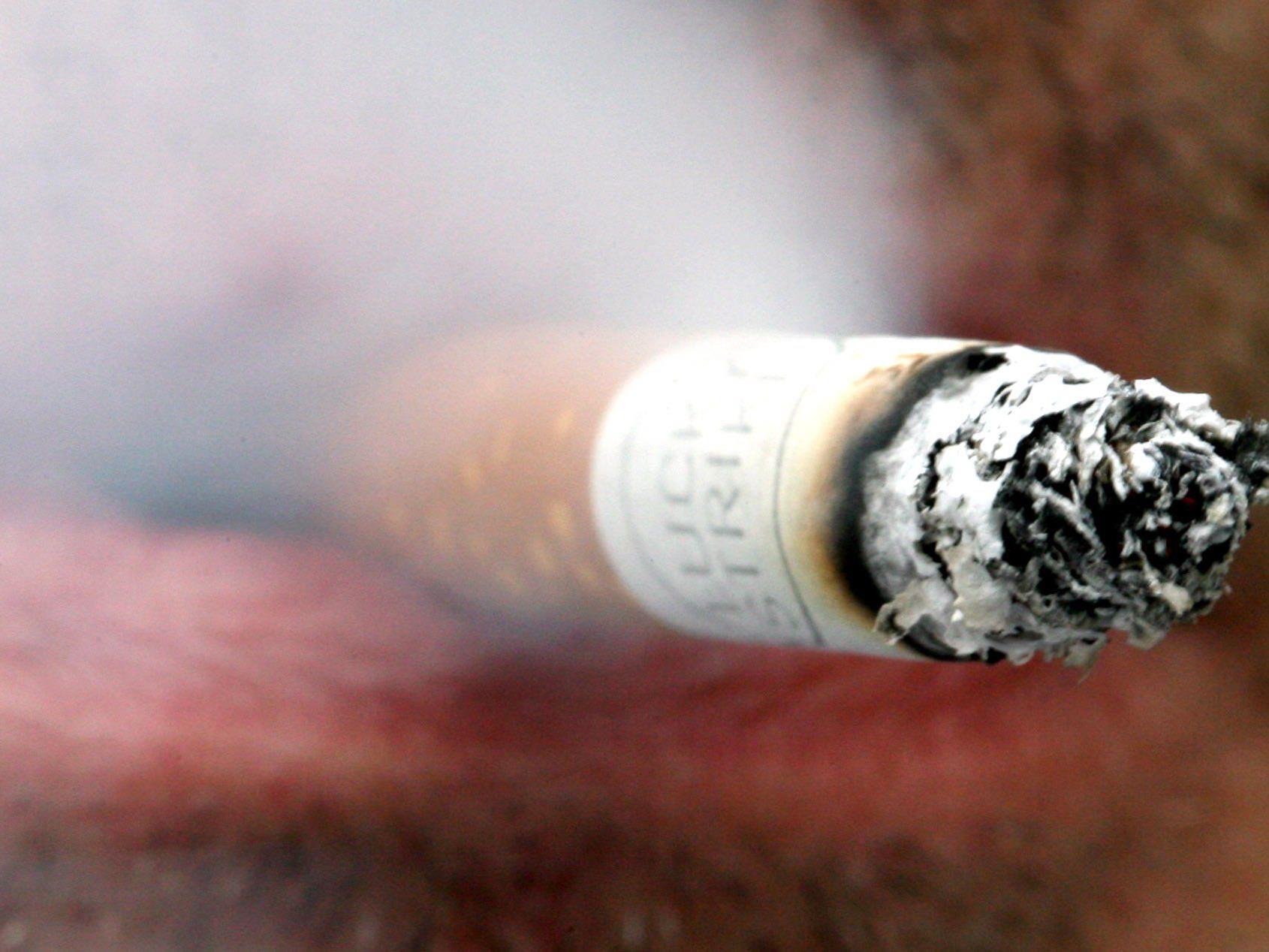 Die Erhöhung der Tabaksteuer bringt höchstens 750 Mio. Euro für die Staatskassen.