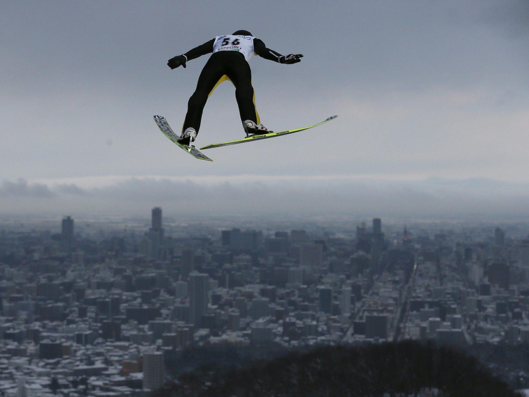 Viele Top-Ten-Springer haben die Reise nach Japan nicht angetreten.