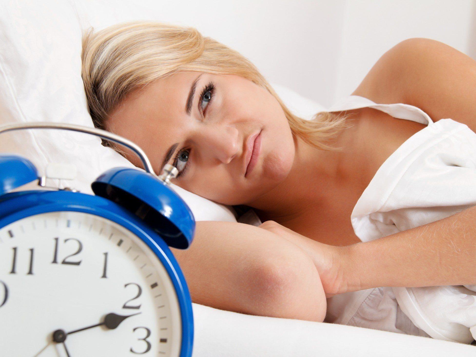 Laut einer Studie leiden Führungskräfte in der Wirtschaft öfters an Schlafstörungen.