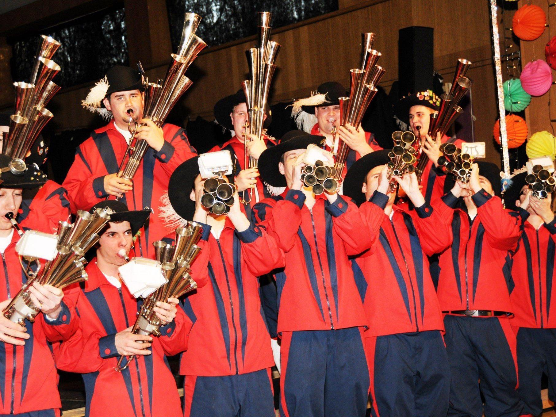 Der Schalmeienzug Höchst lädt am 1. Februar zur bereits legendären Party ein.