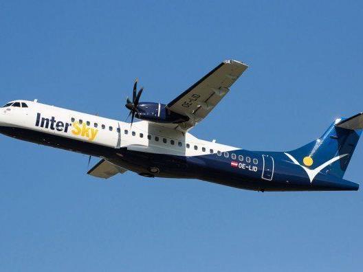 InterSky bleibe eine eigenständige Fluggesellschaft, versichert Peter Onken