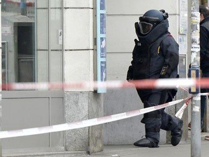 In Wien-Alsergrund gab es am Freitag eine Bombendrohung.
