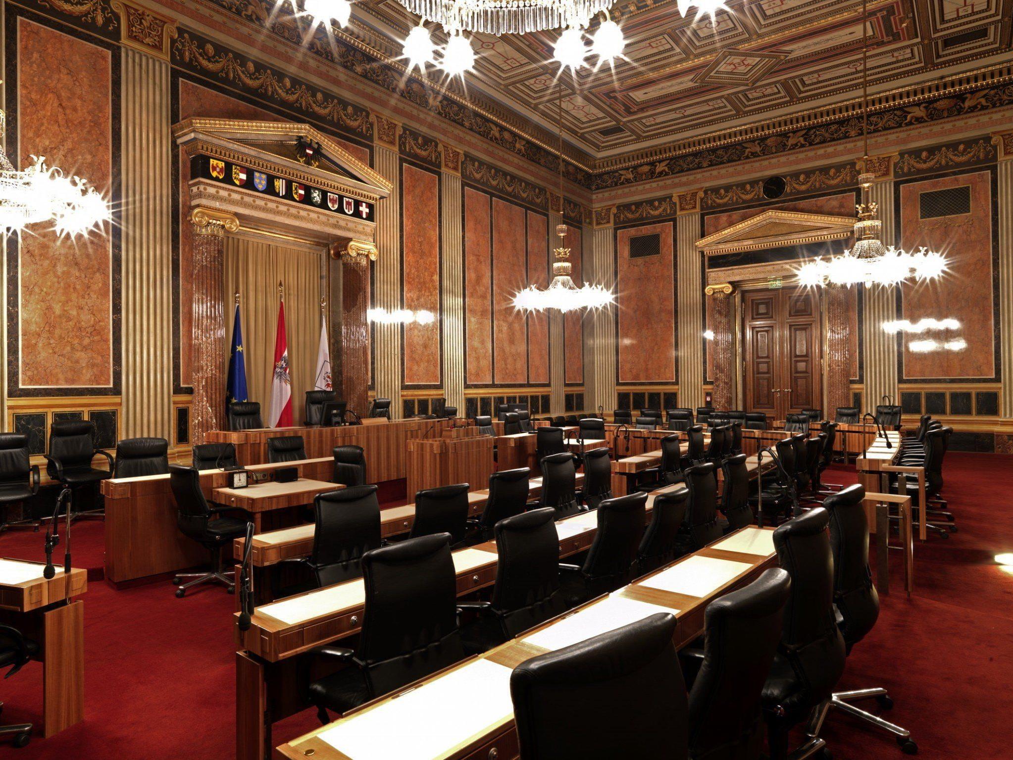 Bleiben die Stühle im Bundesrat in Zukunft leer?