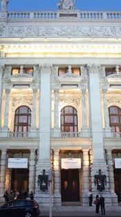Die Situation am Wiener Burgtheater ist angespannt.
