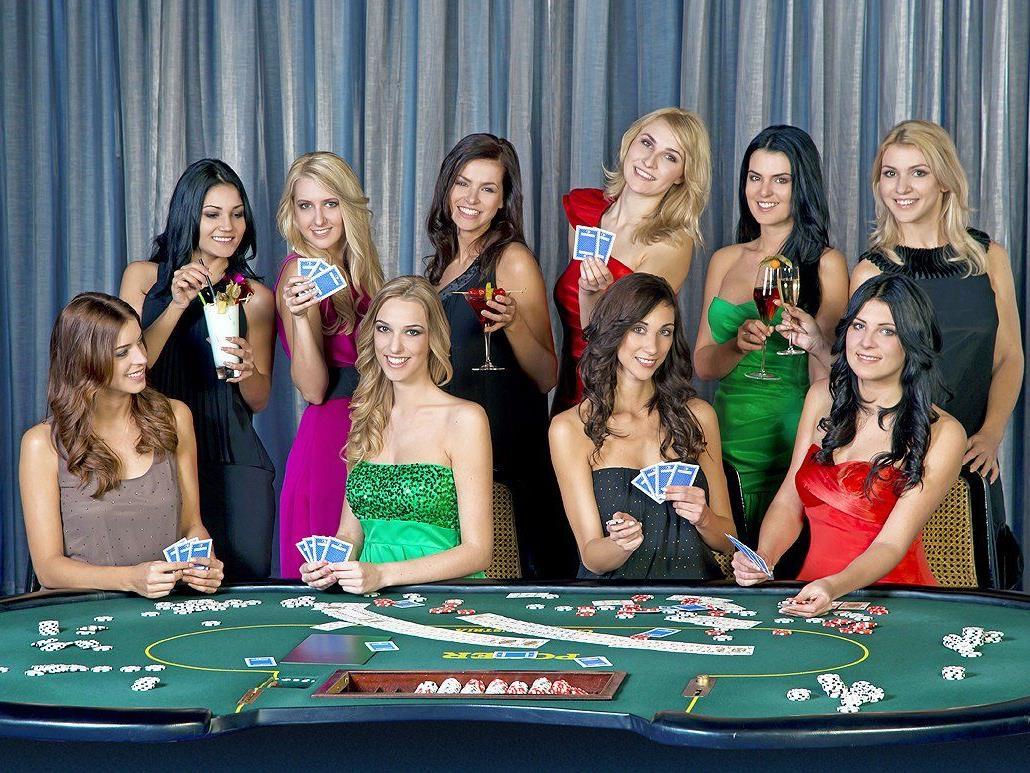 Dienstag, 14. Jänner 2014: Die Missen im Casino Bregenz.
