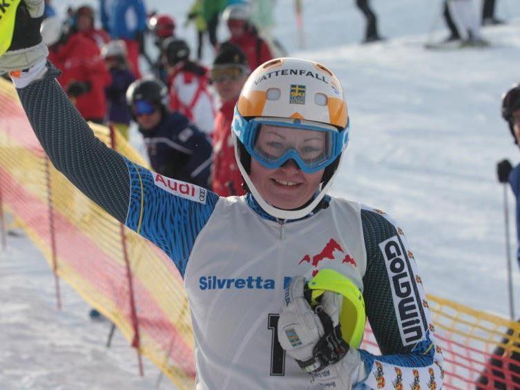 Die Bezauerin Elisabeth Kappaurer wurde im EC Slalom in Sestriere Vierzehnte.